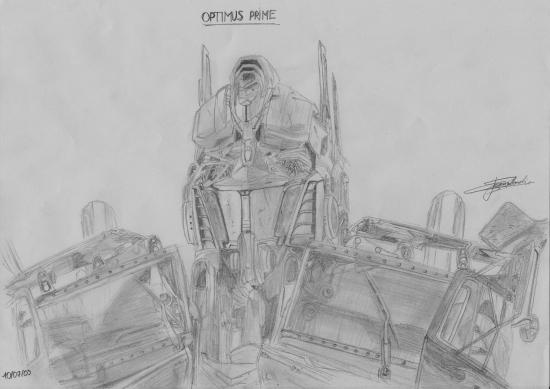 Transformers by Dan720